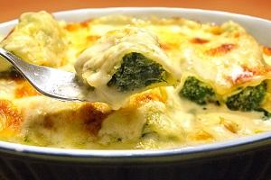 Cannelloni Vegetarisch