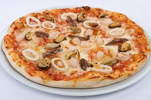 Pizza Frutti di Mare 32