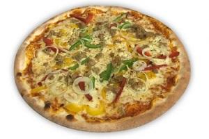 Pizza Padrone (scharf) 32