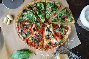 Pizza Pesto 32