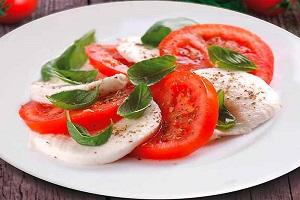 Salat Caprese
